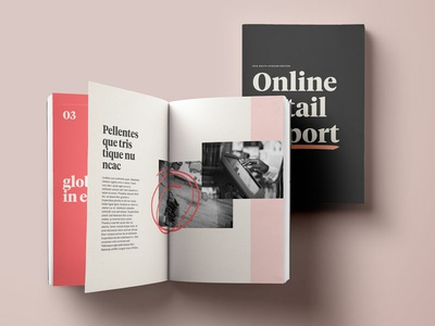 Annual report concept smore annual report report minimalism flat clean minimal unused concept