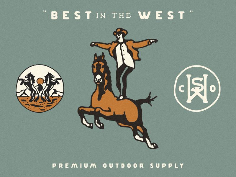Western Branding WIP