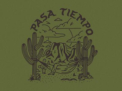 Cactus Country Radio cactus illustration radio playlist music cowboy hat desert illustration western cowboy desert country cactus cactus country