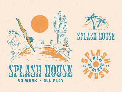 Splash House Roundup desert splash splash house electronic dj dance swim diving lady palm springs music festival music