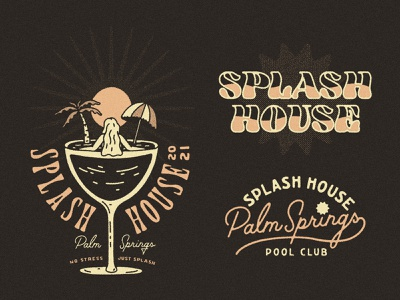 Splash House Roundup club swim club splash drink cocktail music dj swim dance splash house music festival palm springs