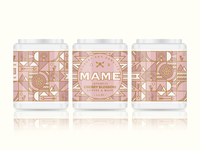 Mame Candle Packaging WIP