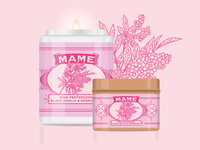 Candle Packaging Mockup 2