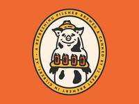 WIP Beer Pig