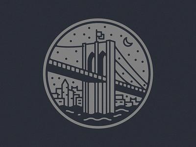 Brooklyn Bridge brooklyn line art ny brooklyn ny new york brooklyn bridge illustration