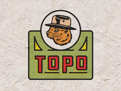 Topo Branding arizona food restaurant logo logo branding restuarant branding topo