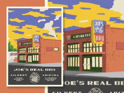 Joe's Real B•B•Q