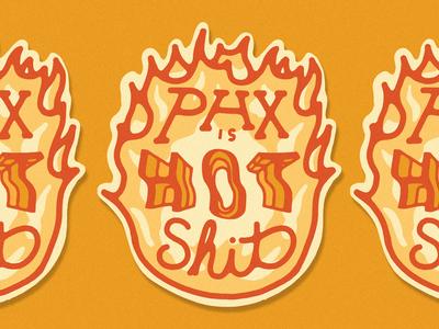 PHX Sticker