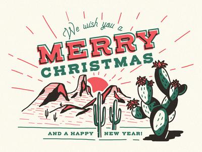 Holiday Workshop Postcard
