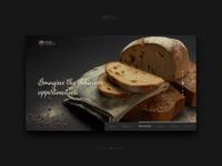 Food Factory | Web UI Design