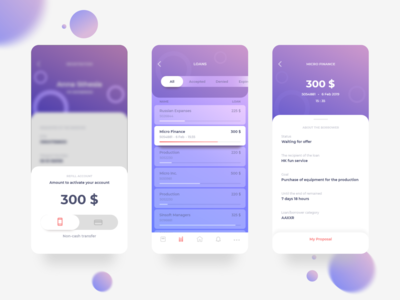 Finance Application