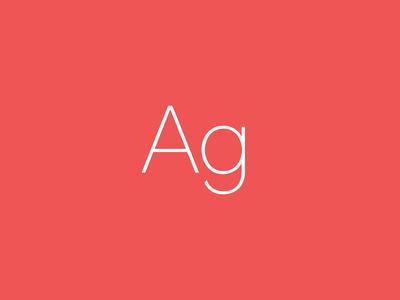 Avant Sans — Variable Font Play