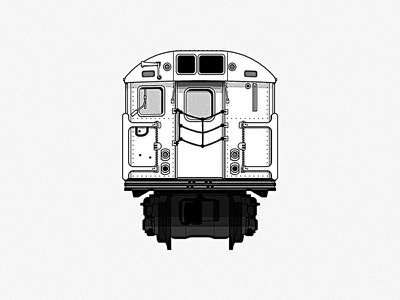 IconThisDay: Jan 4 icon transportation nyc train mta nycta