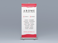 Arome.cz - rollup