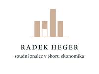 Radek Heger logo