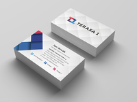 Terasa 1   - Business Card Design