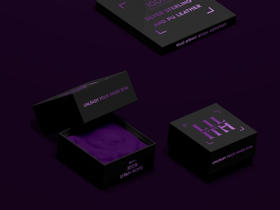 Package design for Lil-ith boutique - dominatrix's tools branding package design package kink bdsm