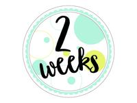 2 Week Baby Sign