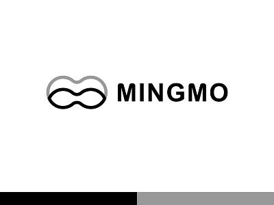 Eye mask LOGO brand logo design