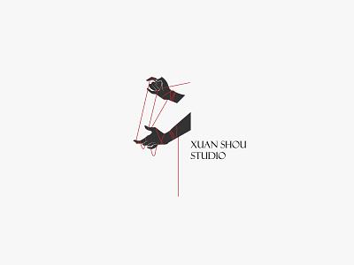 Hand logo design brand design logo