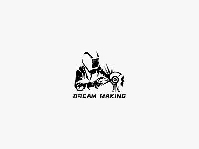 dream making logo brand logo design