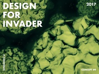 Design For Invader