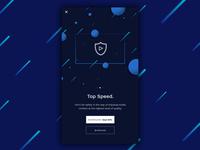Safe Fi - App Landing page proposals
