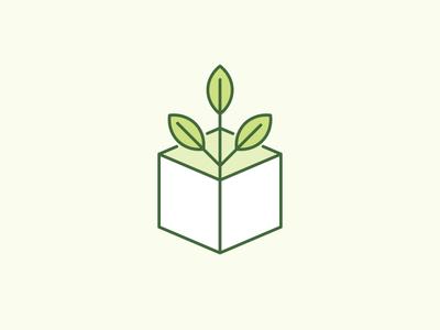 Green In A Box