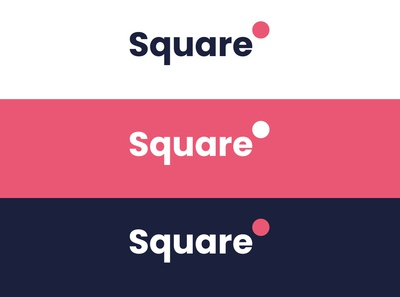 Square Logo Design