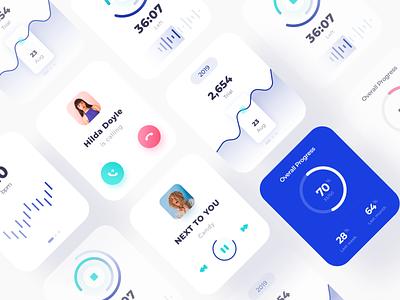 Dial Design watch os watch clean blur blue ceramic typography logo icon branding ux ui illustration app design dial
