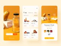 Summer fruit app