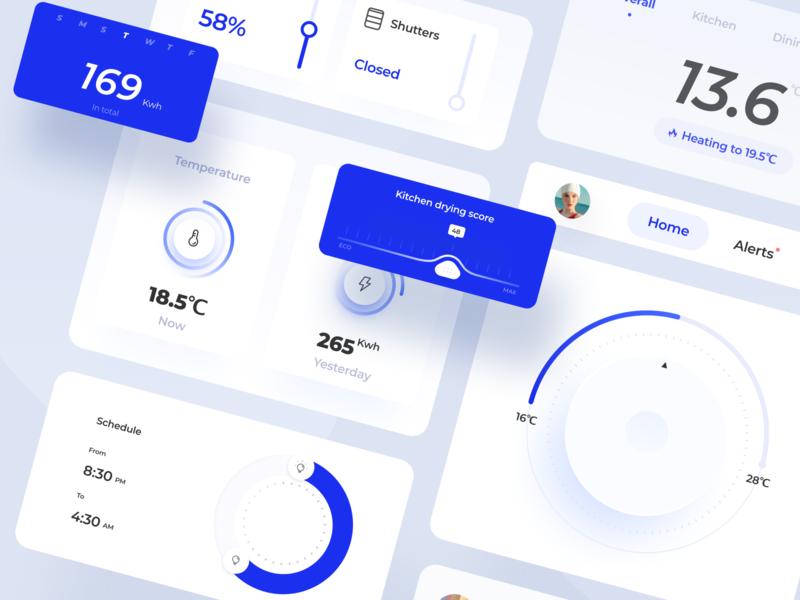 Smart Home App-component