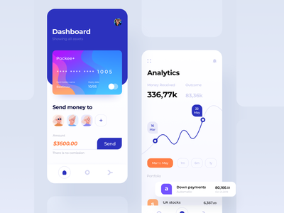 Soto:Investment App spendings screen portfolio product design bank banking account management financial services fund money analytics dashboad app financial stock