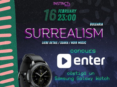 Partner Branding - Club Event
