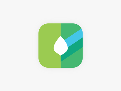 Mint App Icon | Daily UI Day 5 mint day 5 mobile daily ui