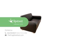 Reebeet Splashpage