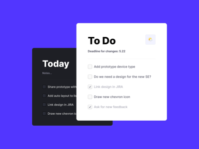 Checklists for Figma widget productivity task item action checklist figma