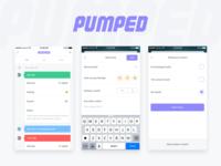 Pumped, A Diabetes Care App