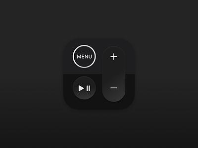 App Icon for Apple TV Remote icon app remote