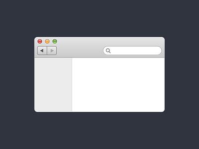 MacOS Window window chrome finder mac macos