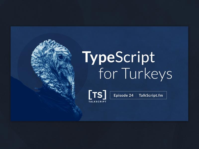 TypeScript Podcast Ep. 24 social media banner social media design social media