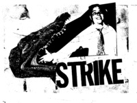 Collage. Strike.