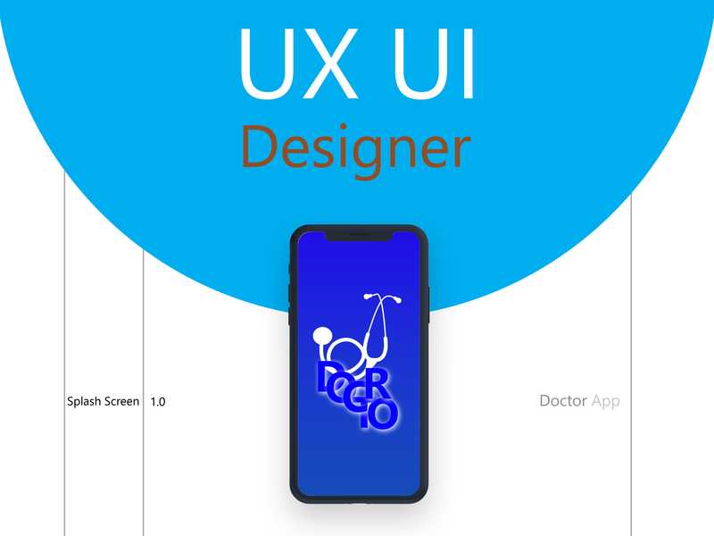 Doctor App ui design uidesign ui  ux uiux ux design uxui ux  ui uxdesign iphone app android app android iphone photoshop app ux ui design illustration