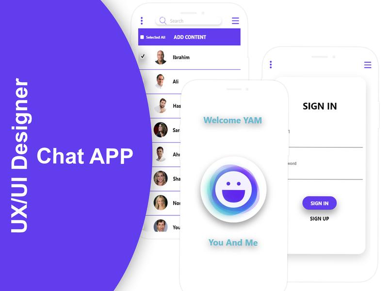 Chat App uidesign ux uxdesign ux design ux  ui uxui ui  ux uiux ui design ui photoshop iphone app iphone illustration design app android app android