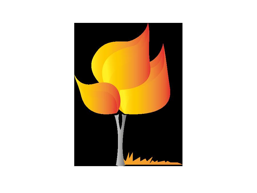 Fantasy Tree website vector ui design web illustration icon