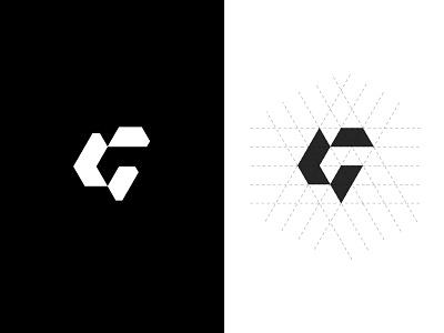 G for Gaming game design letter logo vector branding geometric logo gaming logo