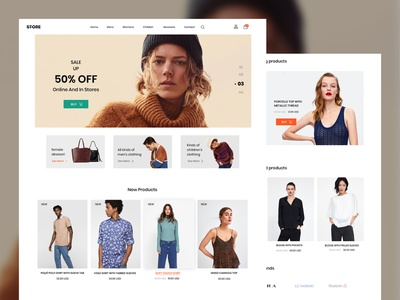 Online shopping uiux design app web minimal ui ux website sketch online shopping online shop