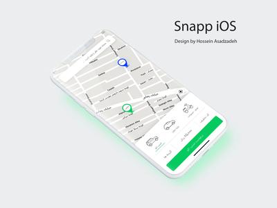 Snapp ios concept