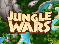 Game logo - Jungle Wars