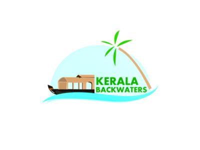 Logo design for kerala backwaters